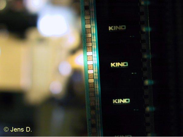 Kino - Dafür werden Filme gemacht