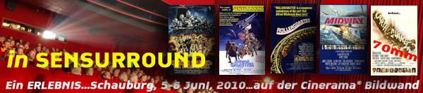 Sensurround - Festival 2010