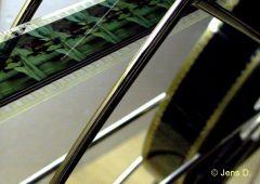 35mm-Film auf Drahtspule