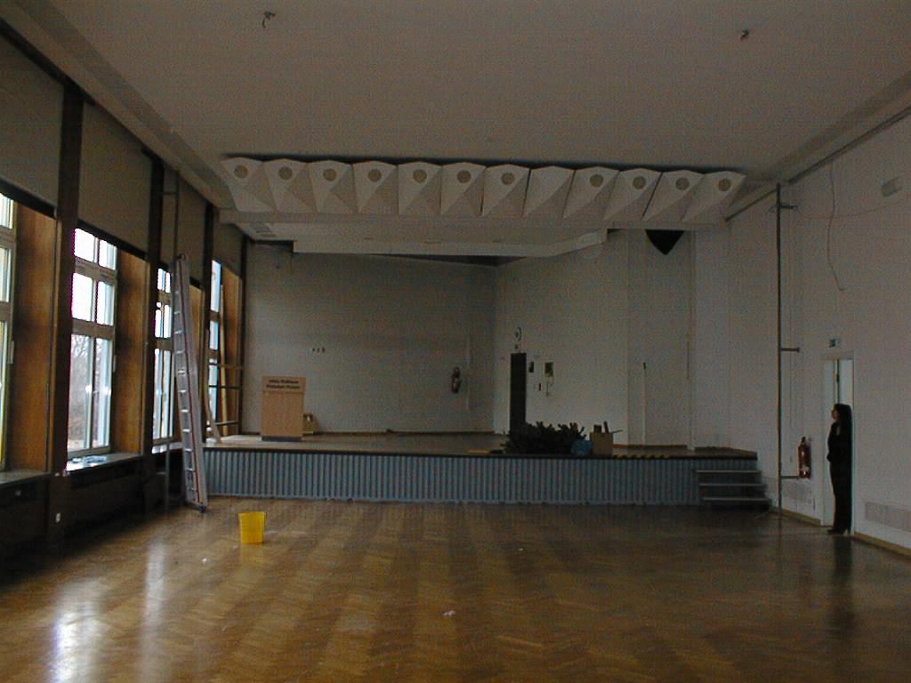 Abbau Technik BWR Altes Rathaus Potsdam