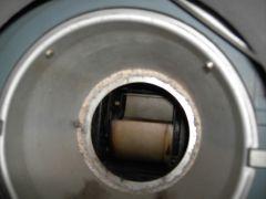 SHC BWR KS Lampenhaus Kolben und Spiegel entfernt Asbest 03.JPG