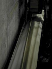 70mm-Bildwand Aufhängedorn