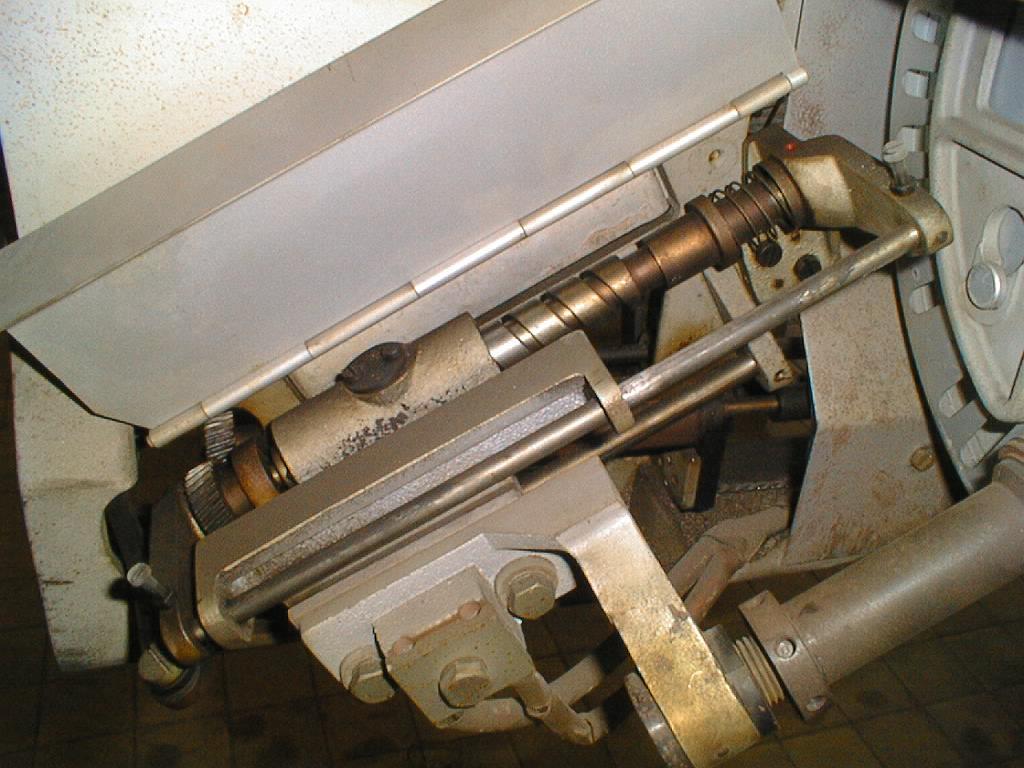D21 Projektor mit Bogenlampe ohne Gehäuse 9