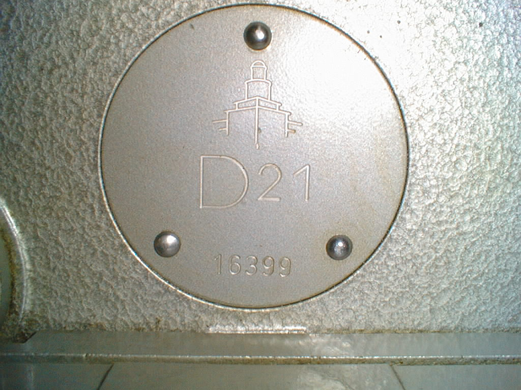 D21 Projektorsäule 6