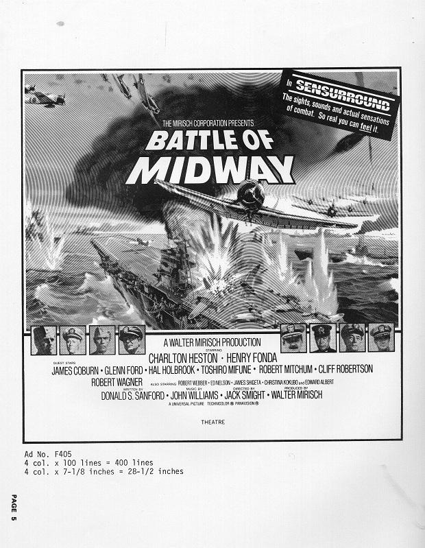 Battle of Midway (Schlacht um Midway)