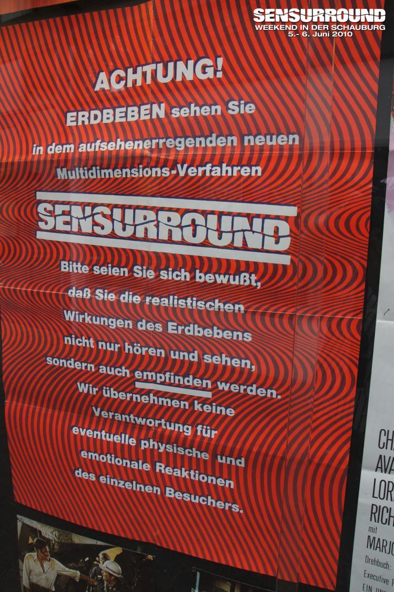 Sensurround-Festival 2010