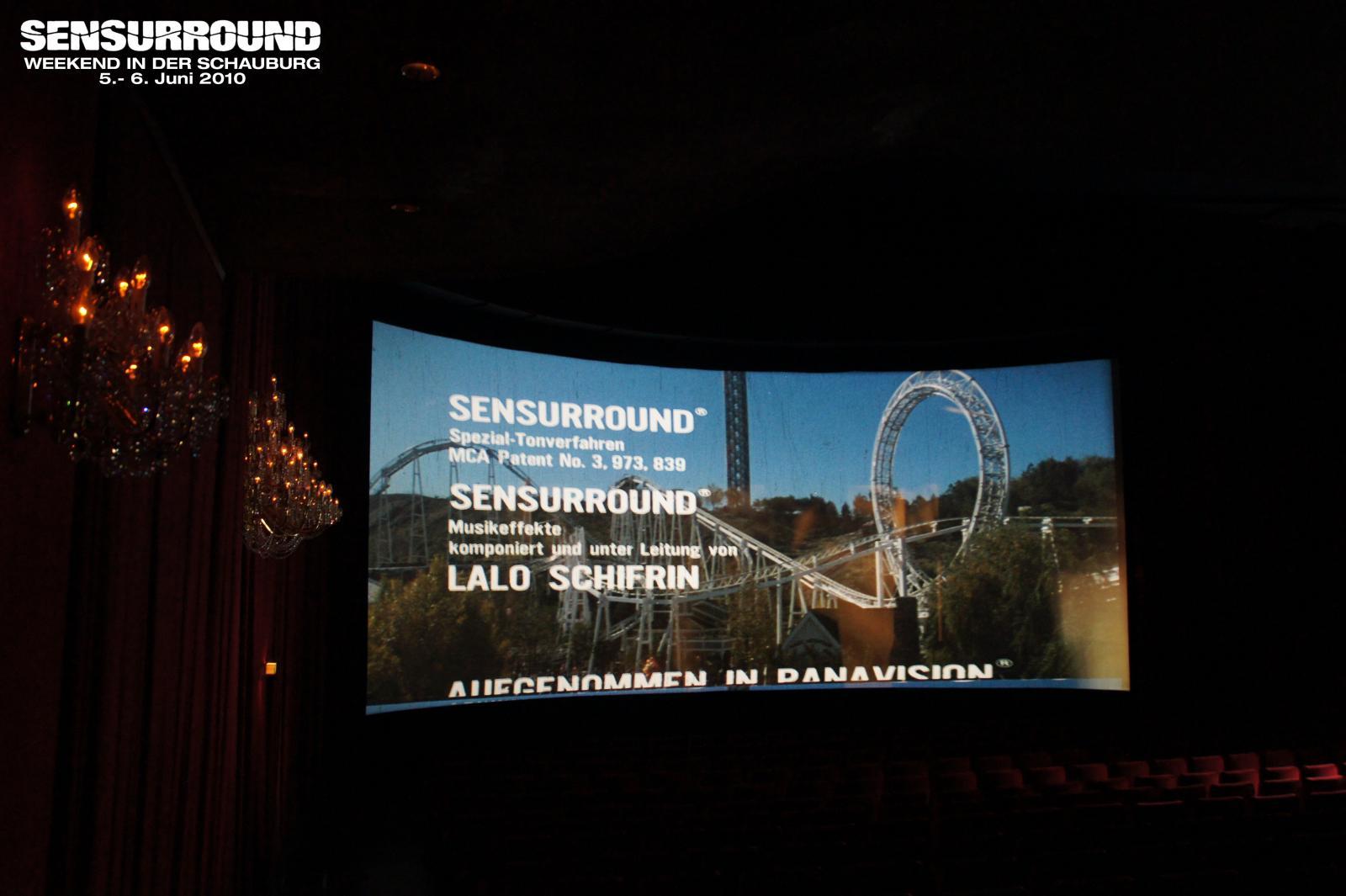 Sensurround Festival 2010
