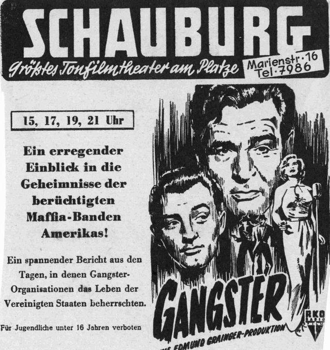 Schauburg - Nostalgie