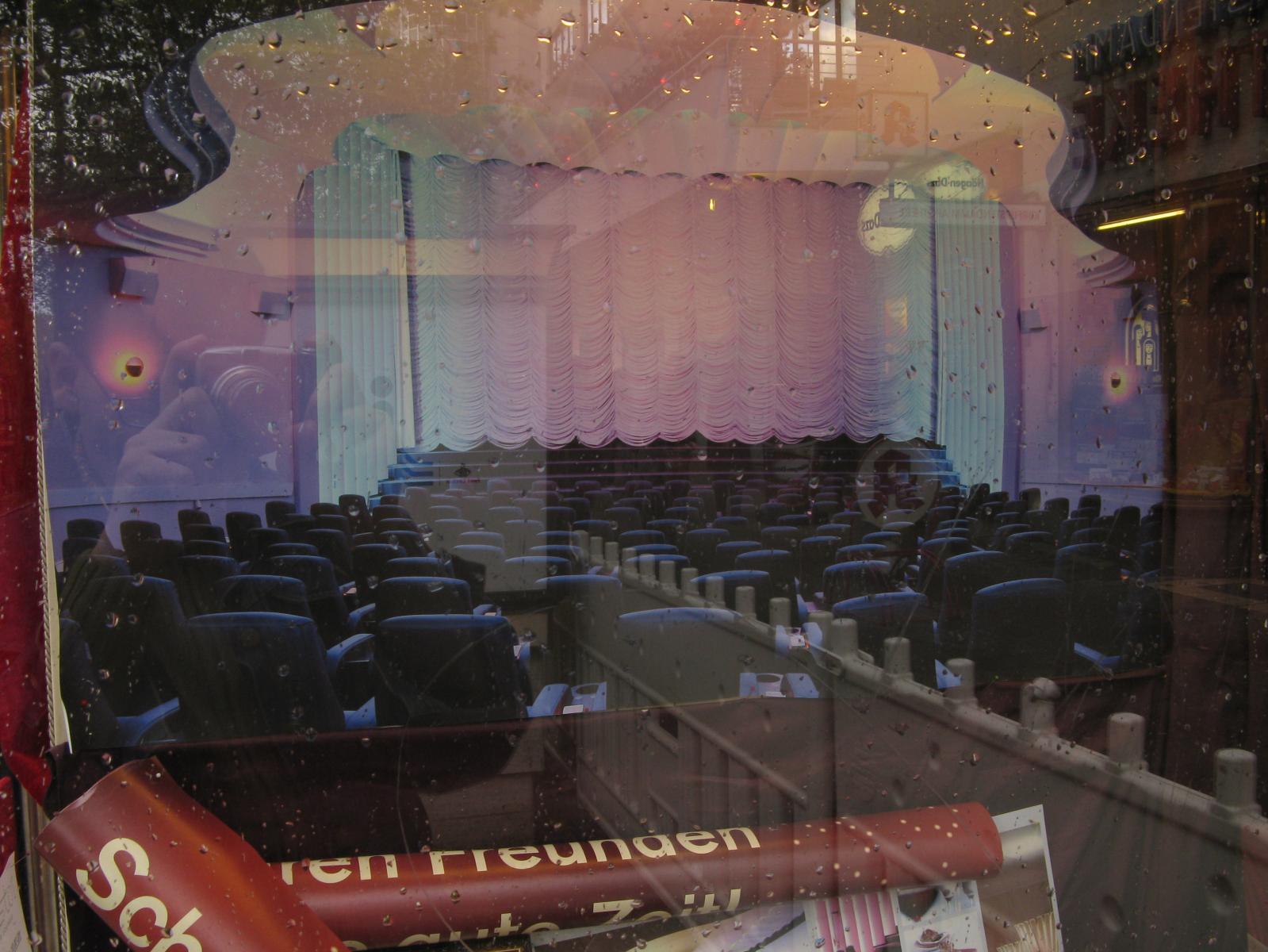 Filmtheaterhistorien