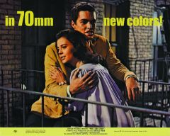 "50 Jahre ""West Side Story"" - 70mm-Hommage in der ASTOR FILM-LOUNGE"