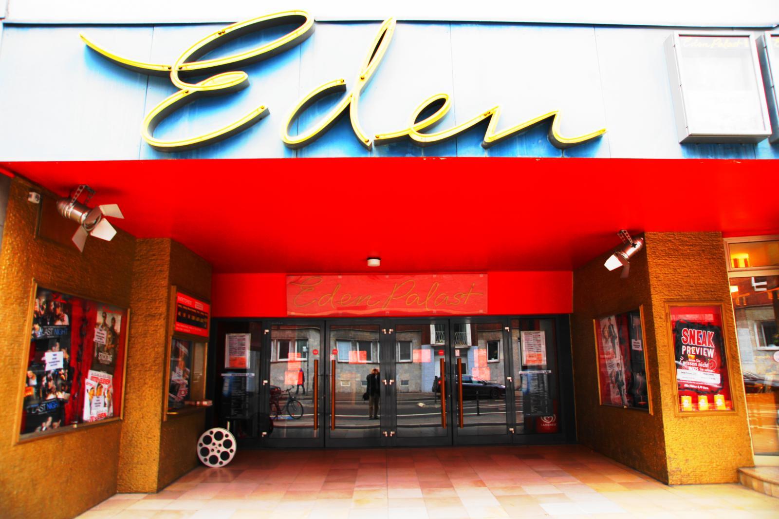 Eden - Palast Aachen
