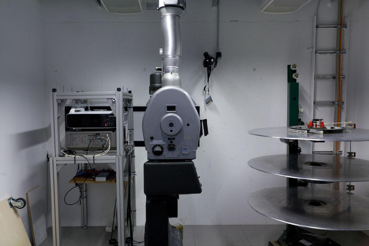 35mm Anlage der HS-Offenburg