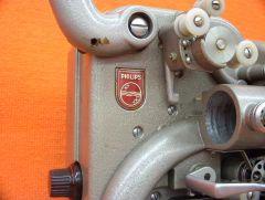 Philips EL5001 Projektor fehlende Projektionsoptik