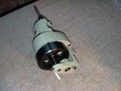 DP70 Projektorkopf Schaltgetriebe demontiert Bild 6.JPG