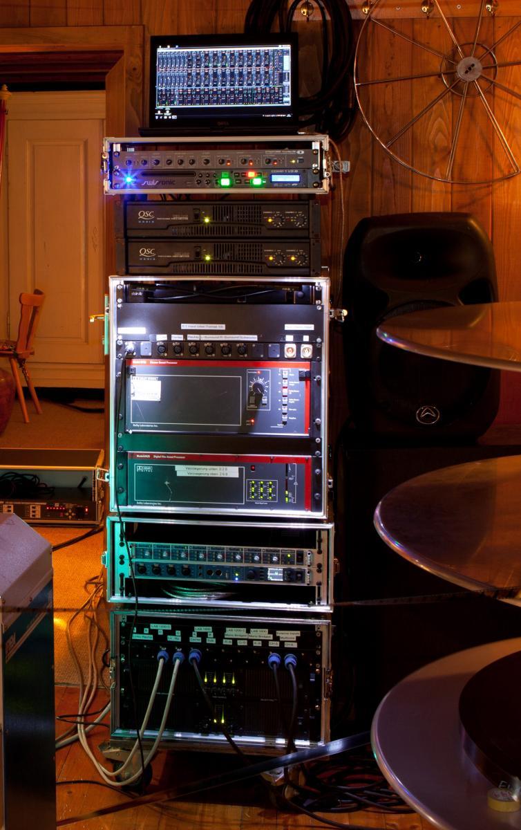 Das Audio-Rack