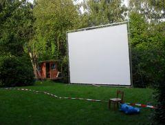 Open Air an einem Sommerabend
