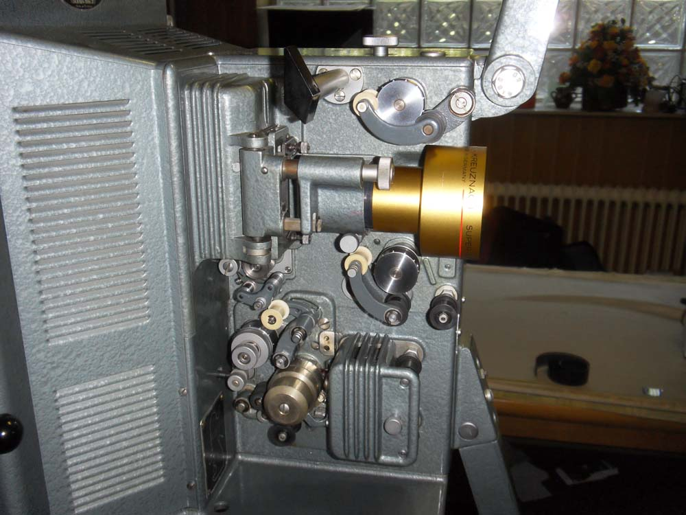 Selecton II/O mit Schneider Super Cinelux f=35 mm