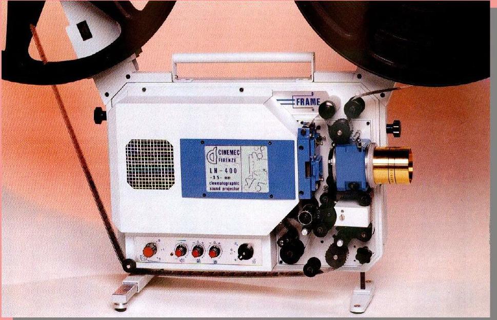 Cinemec LH 400