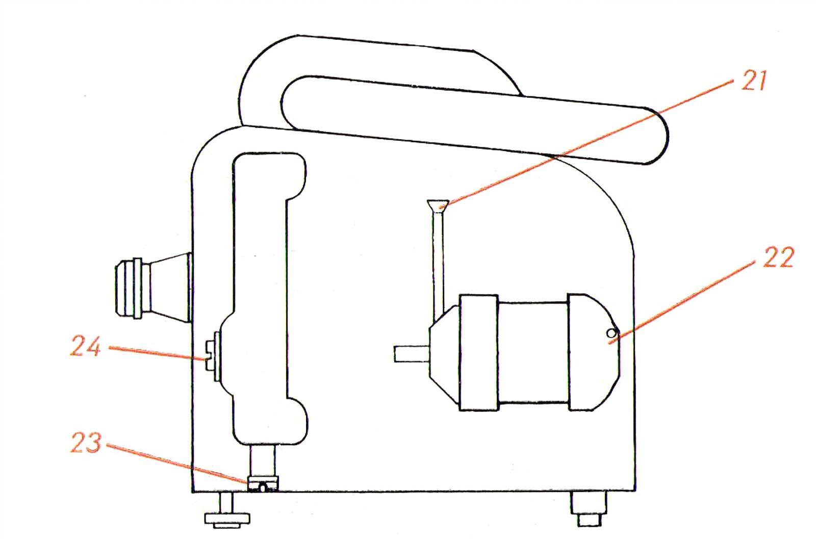 LMP16 Bedienungsanleitung Bild Seite 6