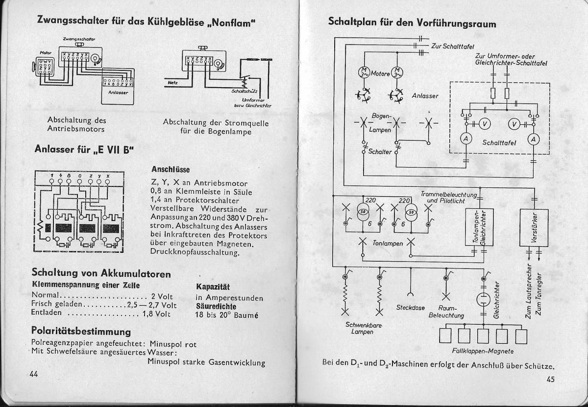 Charmant 4 Poliger Magnetschaltplan Galerie - Schaltplan Serie ...