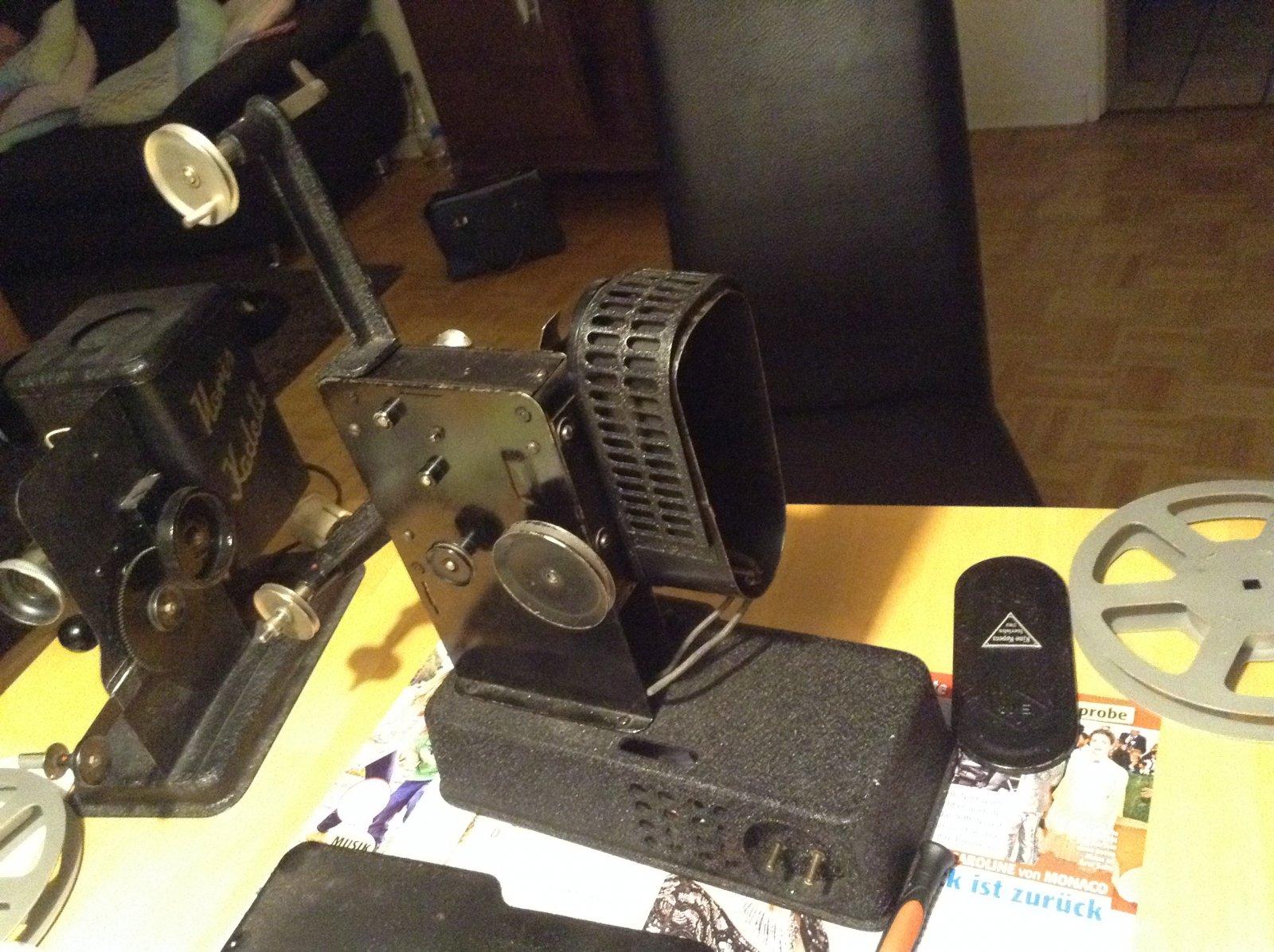 Unbekannter Eka Projektor