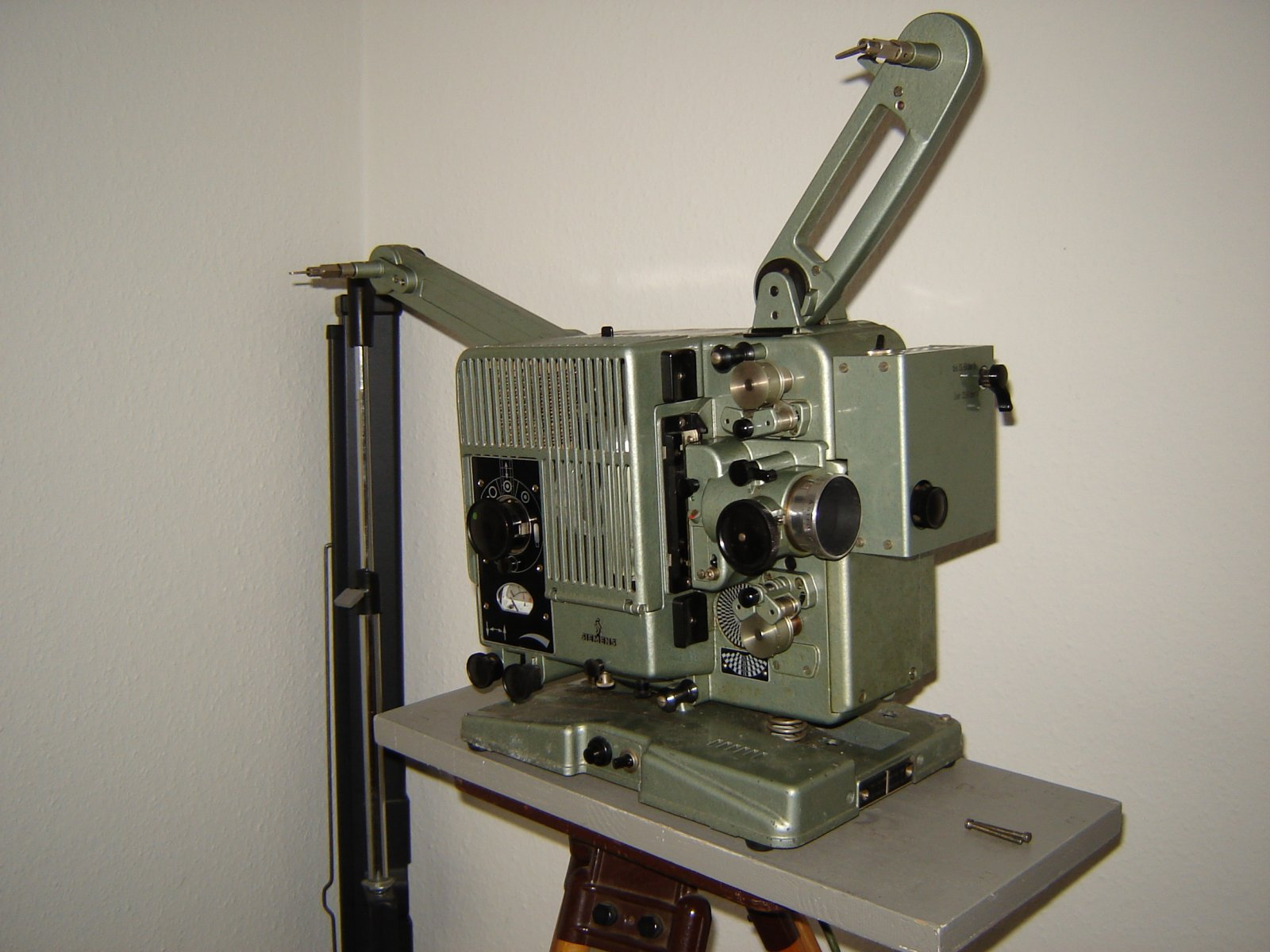 Siemens 2000, stumm