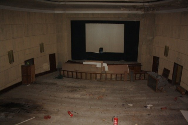 Kino Brand-Erbisdorf großer Saal