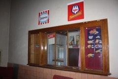 Theater der Freundschaft Lobby mit Bar